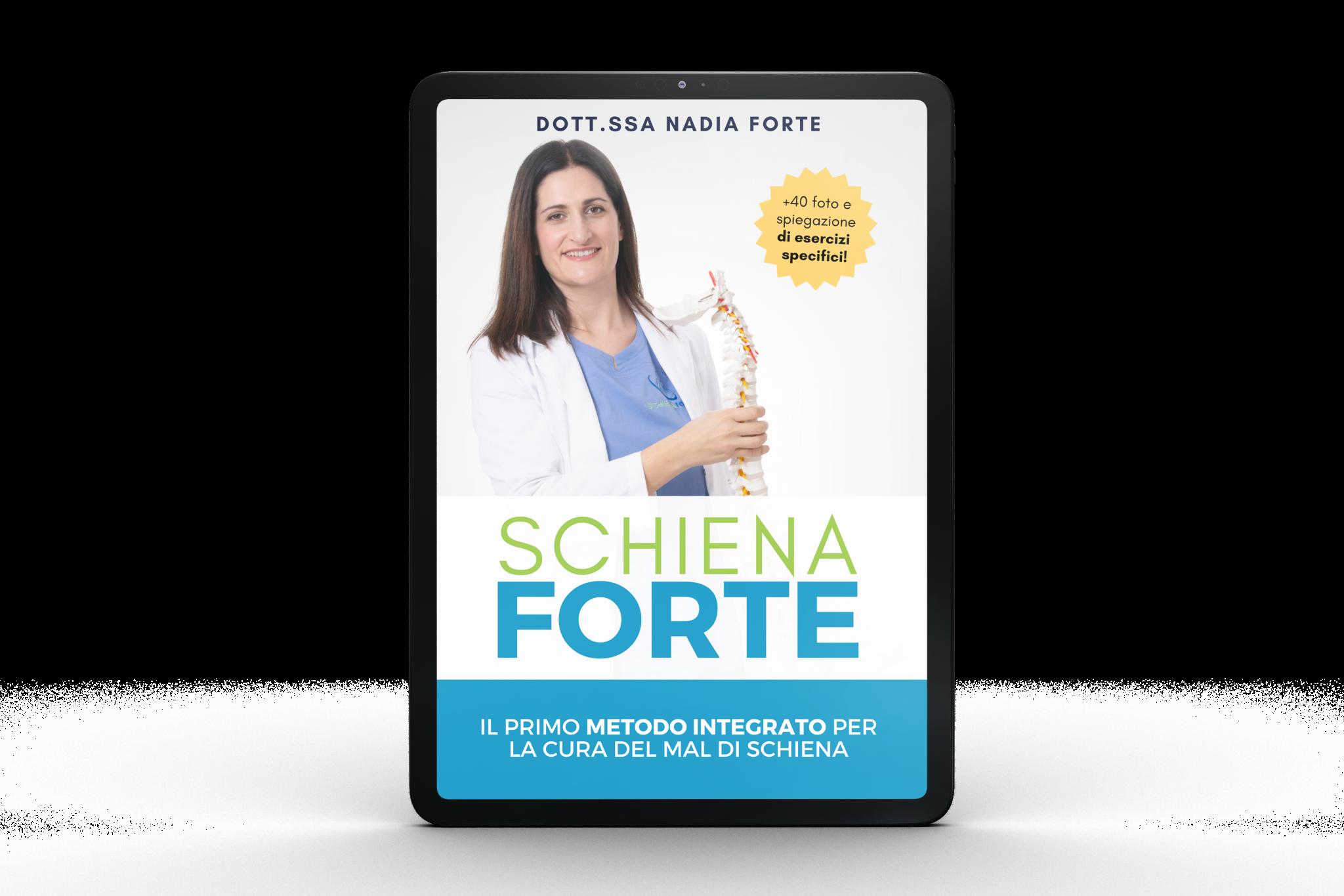 PDF Libro Schiena Forte